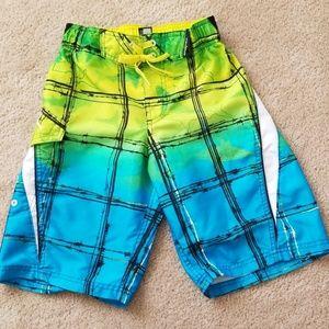 Boys swim trunks size s-8